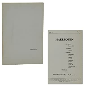 Harlequin: Vol. 2, No. 1