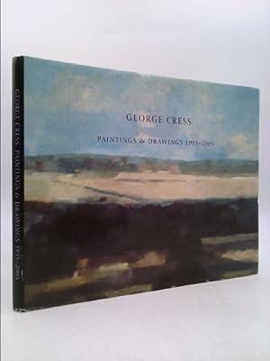 George Cress - Paintings & Drawings 1953
