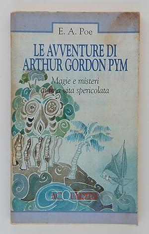 Le avventure di Arthur Gordon Pym: Poe, Edgar Allan