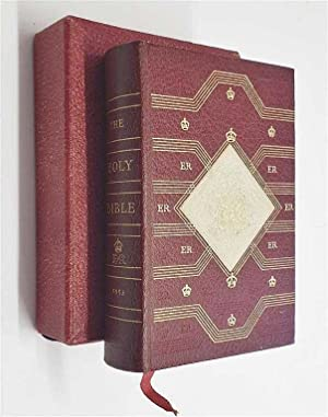 1953 Miniature Coronation Bible (with slipcase): Oxford