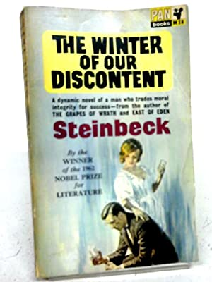 The Winter of our Discontent, etc (Pan: John Ernst Steinbeck