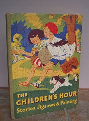 THE CHILDREN'S HOUR Stories, Jigsaws and Painting.: JIGSAW PUZZLES. Stories