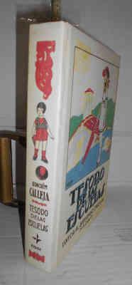 TESORO DE LAS ESCUELAS. Obra escrita imitación: CALLEJA FERNÁNDEZ, Saturnino