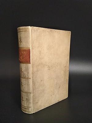 1) Cinq livres de chirurgie (2) Dissertatio: PARÉ, Ambroise [with]
