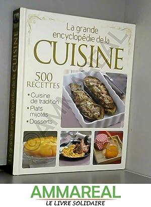 La grande encyclopédie de la cuisine: Sylvie Aït-Ali et
