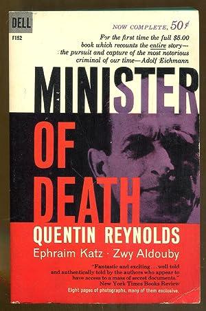 Minister of Death: The Adolf Eichmann Story: Reynolds, Quentin