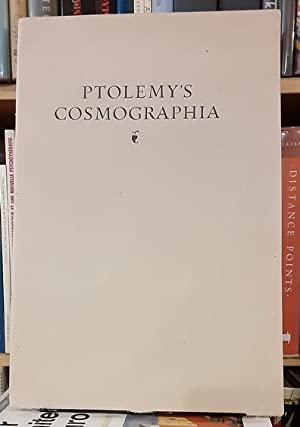Ptolemy's Cosmographia: a facsimile of the First: Ptolemaeus, Claudius; Paul