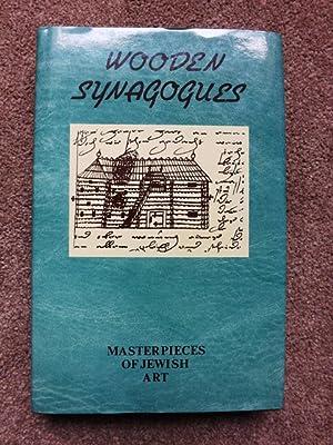 Wooden synagogues (Shedevry evreiskogo iskusstva): IArgina, Z. N