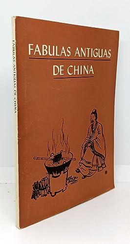 FABULAS ANTIGUAS DE CHINA: VV.AA.