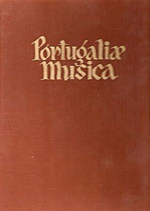 Portugaliae Musica IV: Morago: Varias Obras de: MORAGO, Estevao Lopes