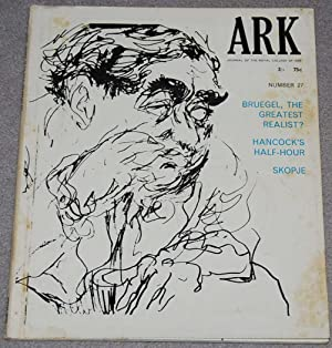 Ark 27 : Journal of the Royal College of Art, Winter 1960-61