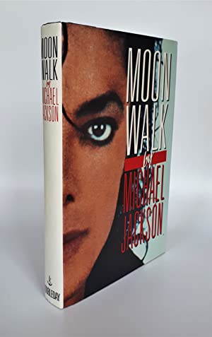 Moonwalk - Inscribed and signed by Michael Jackson