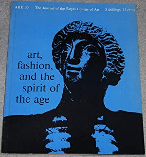 Ark 30 : The Journal of the Royal College of Art, Winter 1961/62