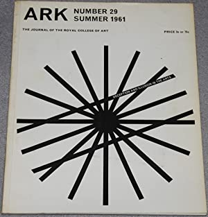 Ark 29 : Journal of the Royal College of Art, Summer 1961
