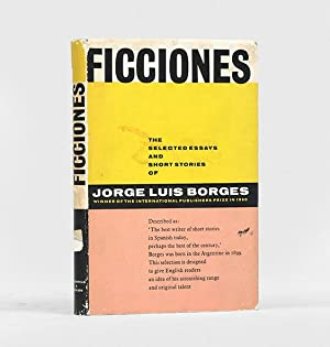 Ficciones. Edited and with an Introduction by: BORGES, Jorge Luis.