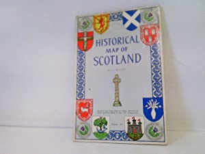 Historical Map of Scotland: Bullock, L.G.: