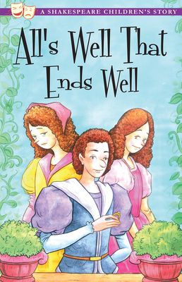 Shakespeare: All's Well That Ends Well (Hardback: Shakespeare, William