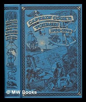 Captain Cook's voyages : 1768-1779: Cook, James (1728-1779)