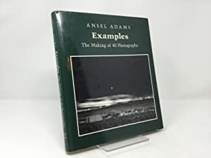 Examples: The Making of 40 Photographs: Adams, Ansel