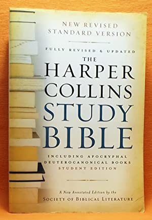 The HarperCollins Study Bible - Student Edition