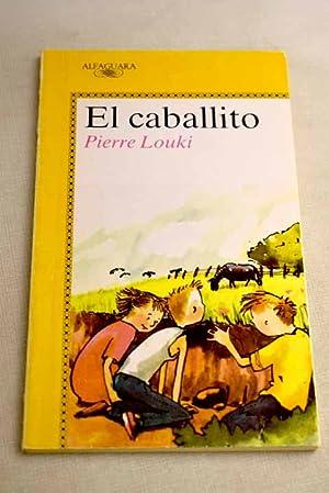 El caballito: Louki, Pierre