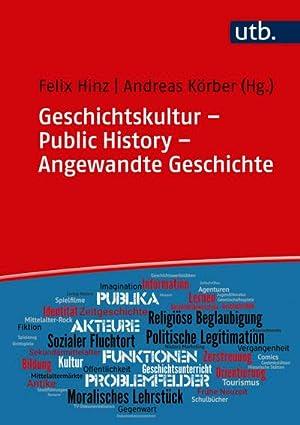 Geschichtskultur - Public History - Angewandte Geschichte: Felix Hinz