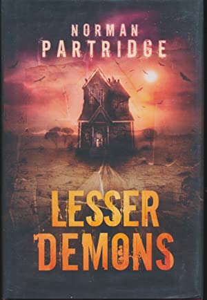 Lesser Demons SIGNED by artist: Norman Partridge /
