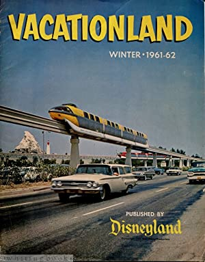 Vacationland [Disneyland] Winter 1961-62 - Vol. V No. 4