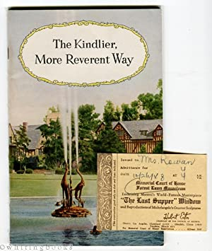 The Kindlier, More Reverent Way - Forest Lawn Memorial Park [Glendale, California, 1948] Funeral ...