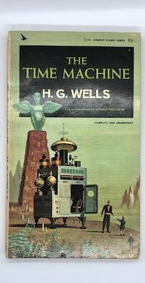 The Time Machine: H.G. Wells