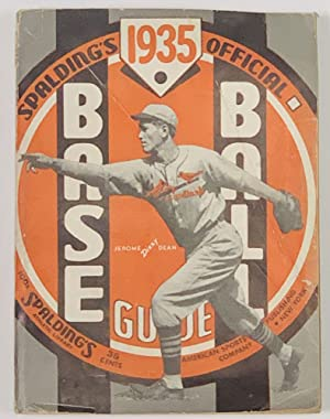 SPALDING'S OFFICIAL BASE BALL GUIDE. Fifty-ninth Year.: Baseball Literature]. Foster,