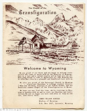 Visitor Leaflet [1950s-60s] for the Chapel of Transfiguration, St. John's Episcopal Church in Jac...