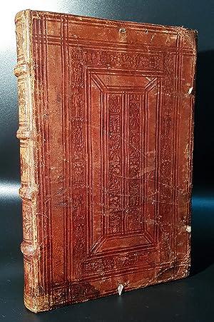 1) Catalogus annorum et principum geminus ab: RYD, Valerius [with]