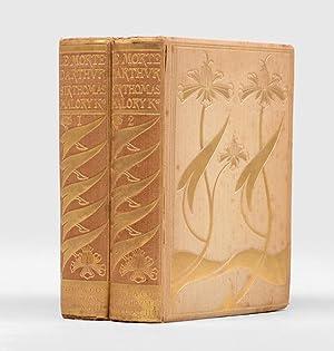 Le Morte d'Arthur. The Text as Written: BEARDSLEY, Aubrey (illus.);