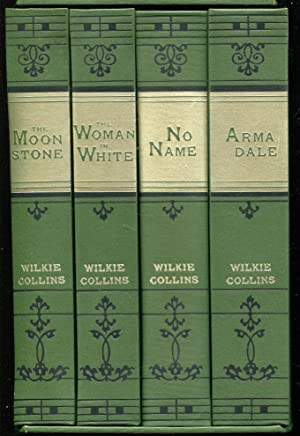 Four Mysteries : The Moonstone, The Woman: Collins, Wilkie