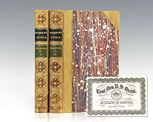 Waverley Novels. Woodstock.: Scott, Walter [Ulysses