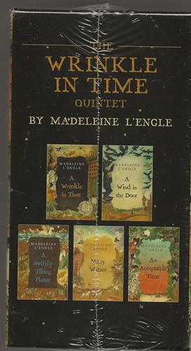 The Wrinkle in Time Quintet Boxed Set: Madeleine L'Engle