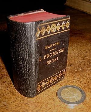 I promessi sposi. Storia milanese del sec.: Manzoni Alessandro