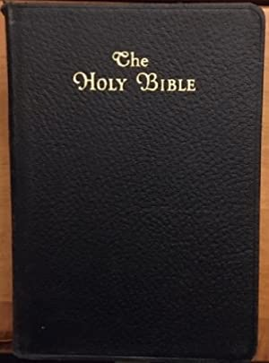 The Holy Bible -- Translated from the: Pope Leo XIII;