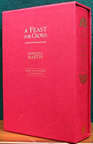 A FEAST FOR CROWS. Book Four of: MARTIN, George R.R.