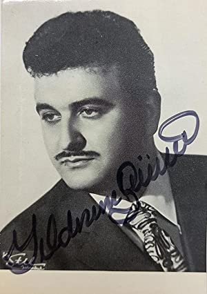 Original photograph signed 'Yildirim Gürses'.