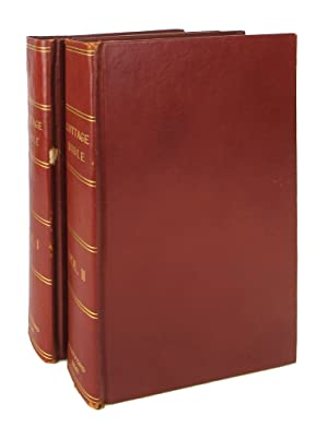 The Cottage Bible, and Family Expositor; containing: Thomas Williams [notes];