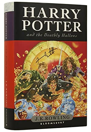 Harry Potter and the The Deathly Hallows: ROWLING, J.K. (born