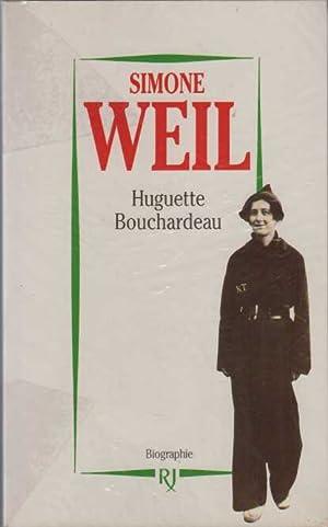 Simone Weil : Biographie: Bouchardeau Huguette