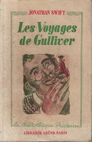 Image du vendeur pour Les voyages de gulliver mis en vente par davidlong68