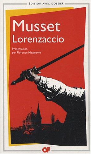 Image du vendeur pour Lorenzaccio mis en vente par davidlong68