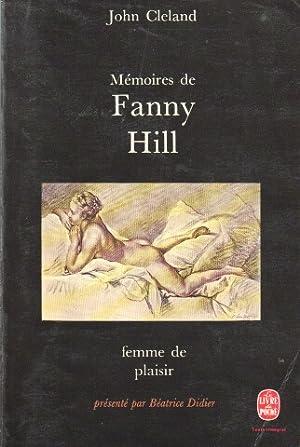 Image du vendeur pour Mémoires de Fanny Hill femme de plaisir mis en vente par davidlong68