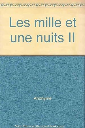 Image du vendeur pour Les mille et une nuits tome 2 mis en vente par davidlong68