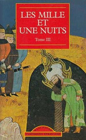 Image du vendeur pour Les mille et une nuits tome 3 mis en vente par davidlong68
