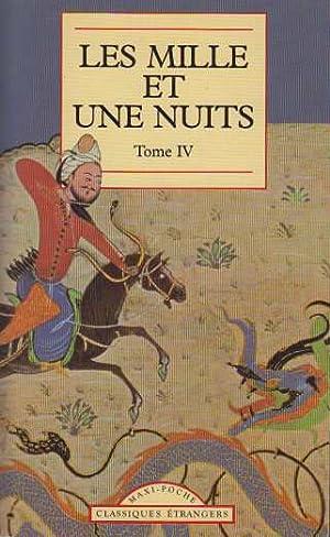 Image du vendeur pour Les mille et une nuits tome 4 mis en vente par davidlong68